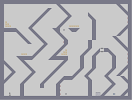 Thumbnail of the map 'POP002 - Zigzag pattern'
