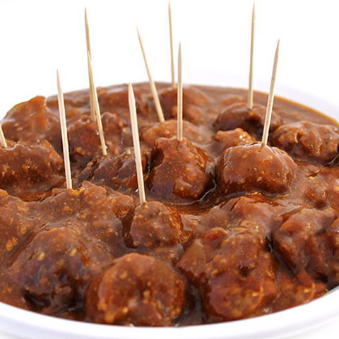 10 best crock pot turkey meatballs appetizer recipes yummly. Black Bedroom Furniture Sets. Home Design Ideas