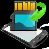 Récupération de données de la carte mémoire Help APK Descargar