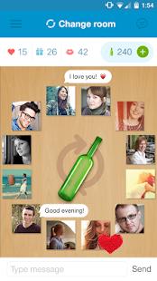 бот для бутылочка знакомства флирт общение