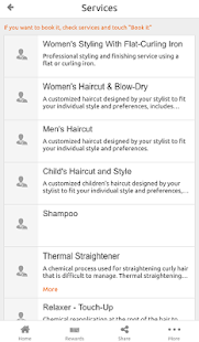 Kathy Terry BeautyPro App - screenshot