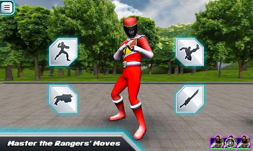 Power Rangers Dino Rumble - screenshot