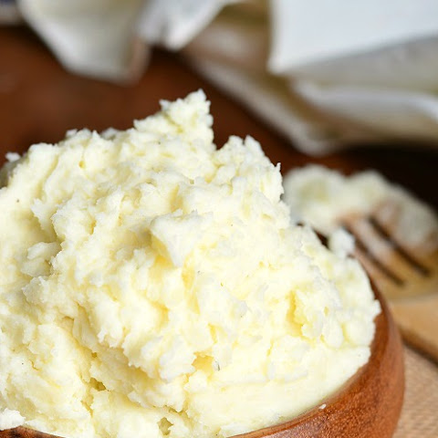 The Perfect Mashed Potatoes