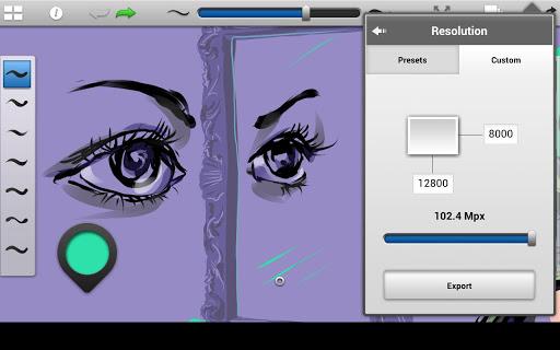 SketchBook Ink screenshot 4
