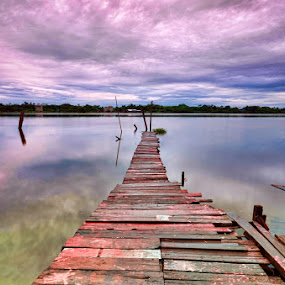 Borneo River by Hendri Suhandi - Landscapes Travel ( borneo, river )