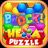 Block Hexa Puzzle 2017 APK for Bluestacks