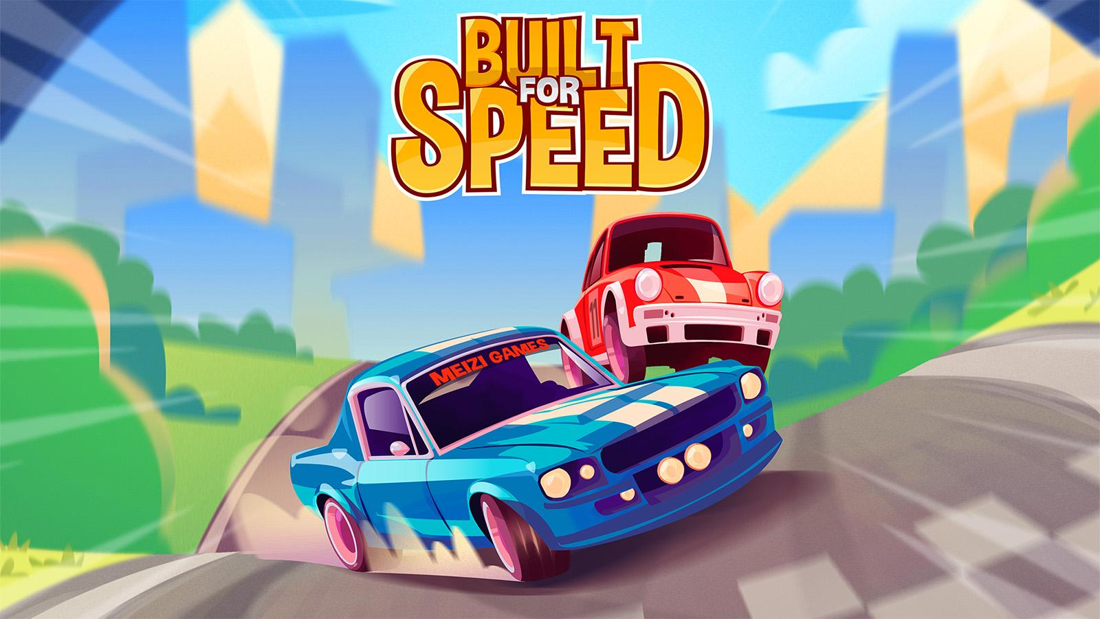 Built for Speed Screenshot 5