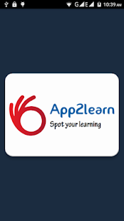 App2Learn - screenshot