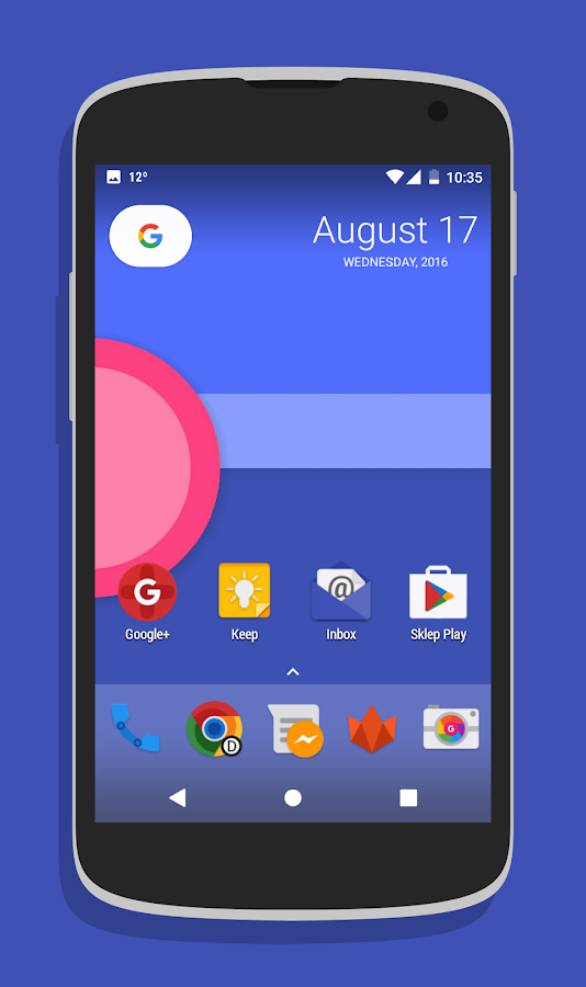 ARA - Icon Pack Screenshot 7