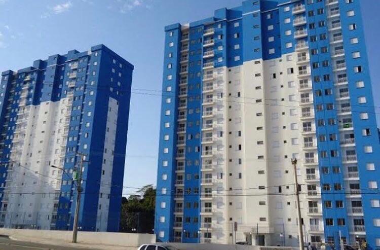 Apartamento com 2 dormitórios à venda, 48 m² por R$ 260.000,00 - Ortizes - Valinhos/SP