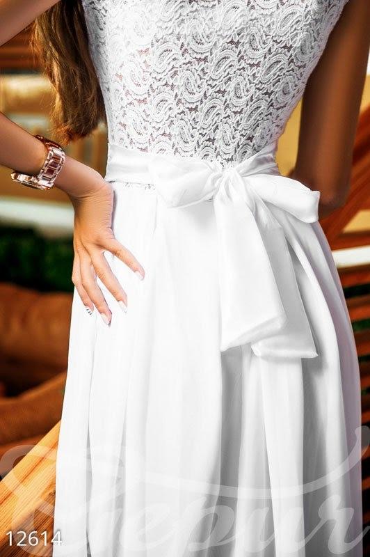 Красивое платье на роспись 4