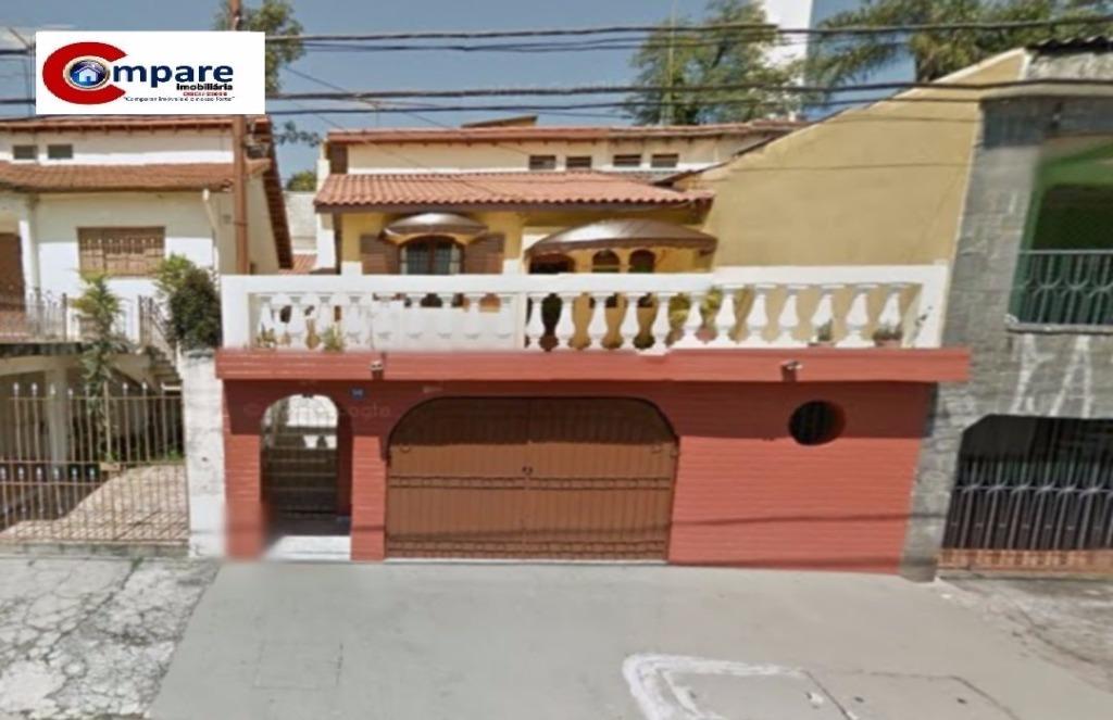 Casa 3 Dorm, Jardim Santa Clara, Guarulhos (CA0789)