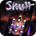 App Hell Skull CM Security Theme apk for kindle fire