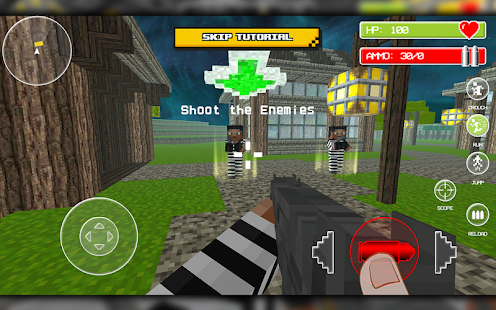 Game Cops Vs Robbers: Jail Break apk for kindle fire