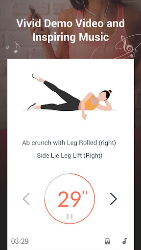 Abs Workout – Tabata, HIIT, 7x4 Challenge For PC