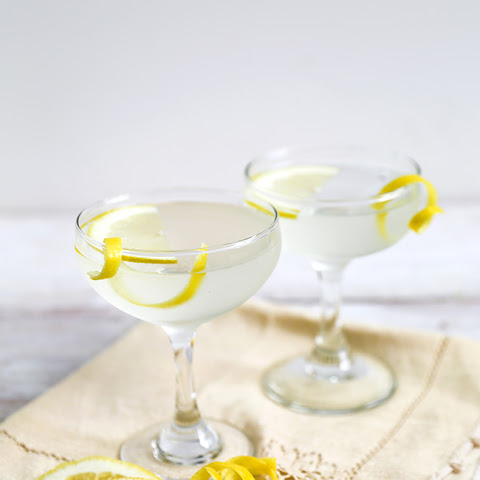 Sparkling Limoncello Vodka