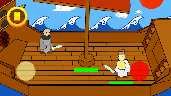 Treasure Fleet apk screenshot