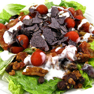 Nancy's Healthy Kitchen's Taco Salad
