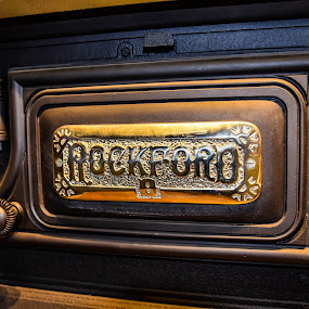 Rockford by Mike Hotovy - Artistic Objects Antiques (  )