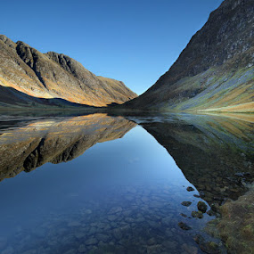 Glencoe by Wolfy Pic - Landscapes Mountains & Hills
