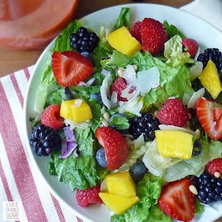 Mango Cilantro Fruit Salad Recipes