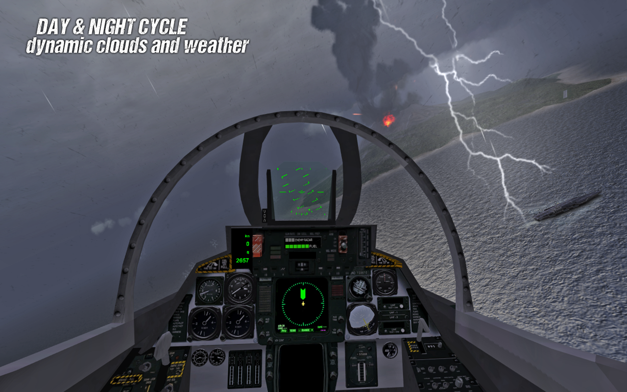 Carrier Landings Pro Screenshot 1