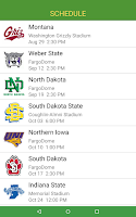 Screenshot of NDSU