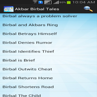 Akbar Birbal Tales- screenshot thumbnail