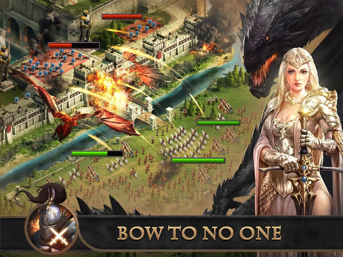 King of Avalon: Dragon Warfare Screenshot 0