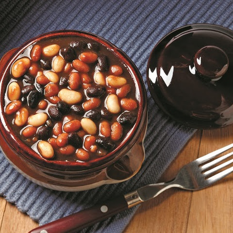 Sweet 'n Easy Baked Beans