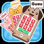 Baby Phone Animals Icon