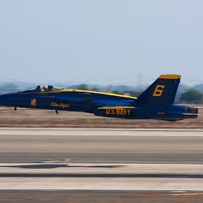 Angel #6 by David Benedict - Transportation Airplanes ( blue angels,  )