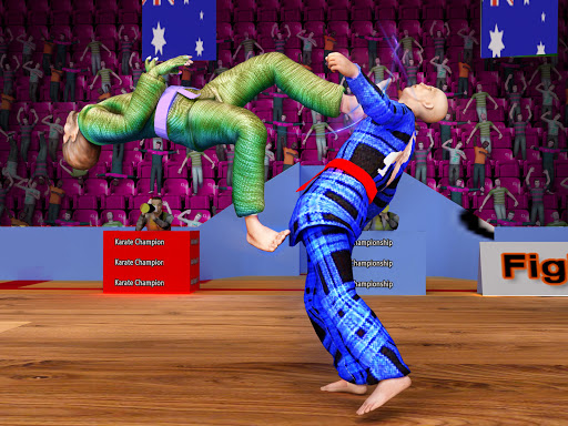 Karate King Fighter: Kung Fu 2018 Final Fighting screenshot 8