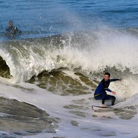 HB Surfer by Jose Matutina - Sports & Fitness Surfing ( surfer )