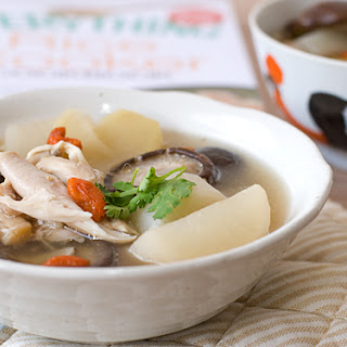 Daikon Soup Recipes