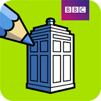 BBC Colouring: Doctor Who For PC (Windows And Mac)
