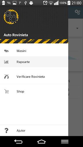 auto-rovinieta for android screenshot