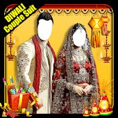 App Diwali Couple Photo Suit APK for Windows Phone