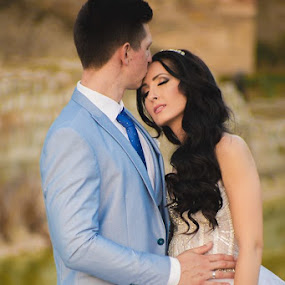 M&M by Vlada Jovic - Wedding Bride & Groom ( love, wedding photography, bridal, wedding, emotions, lovely, bride and groom, bride, photography )