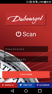 IOScan - screenshot