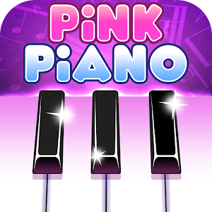 Real Pink Piano - Piano Simulator for Kids For PC