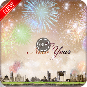 Download New year GIF Collection | GIF For New year 2018 for Windows Phone