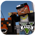 Mod & Skin GTA V for Minecraft APK Descargar