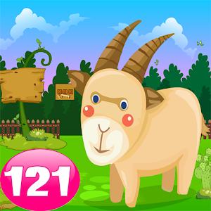 Goat Escape Game 121