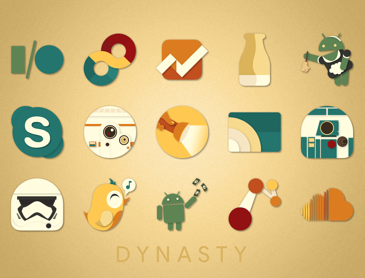 Dynasty Icon Pack Screenshot 17
