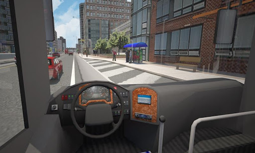 City Bus Simulator 2015 - screenshot