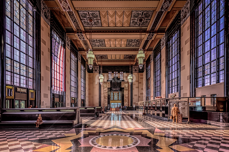Omaha Union Station Great Hall | Public & Historical | Buildings &  Architecture | Pixoto