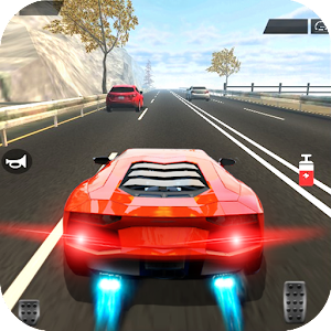 Racer Car Fever Icon