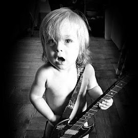Rock&roll by Kenny Stocker - Babies & Children Child Portraits