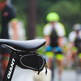 A bike by Julian McErnest - Sports & Fitness Cycling ( cycle, sport, race )